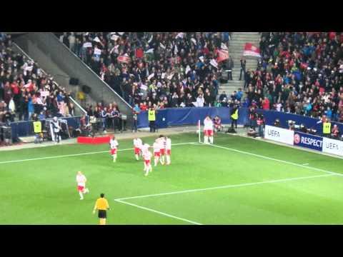 RB Salzburg - FC Basel 1:0 - Soriano