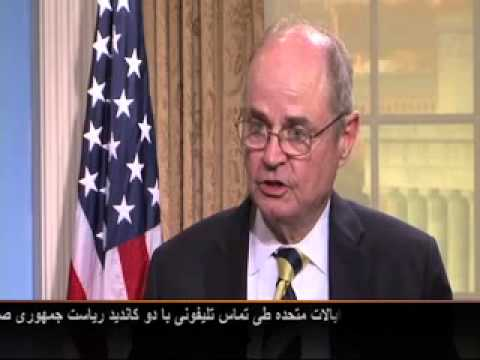 Exclusive interview with James Dobbins on Afghan elex results