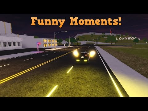 Random Stunts, Funny moments and glitches! | ROBLOX: Vehicle Simulator