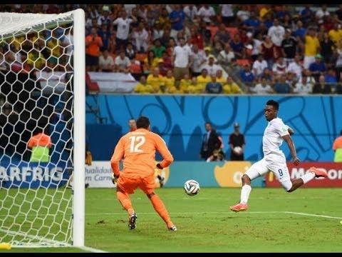 Italy 1 England 1 2014 FIFA World Cup
