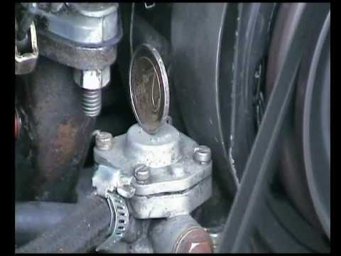 1976 VW beetle 1300cc. Pullstart..wmv