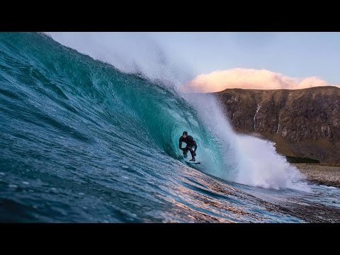 Surf Photography in the Arctic Circle w/ Mick Fanning | Chasing the Shot: Norway Ep 2