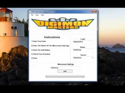 digimon masters online mercenary digiegg adder 2013 youtube digimon