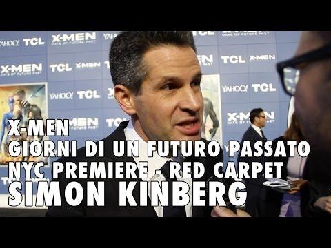 X-Men: Days of Future Past NYC premiere - Simon Kinberg talks X-Men: Apocalypse