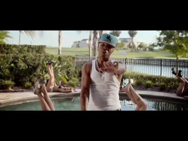 Plies - Feet To The Ceiling - Official Video (Prod. by June James)
