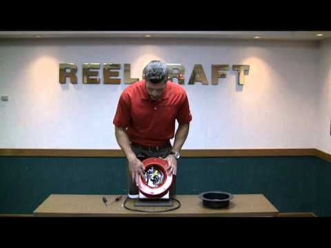 Reelcraft Industries - How to Replace a Cord Set