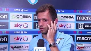 Le parole di Senad Lulic nel post SPAL-Lazio