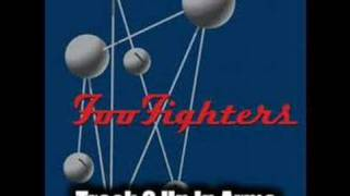 Foo Fighters Up In Arms