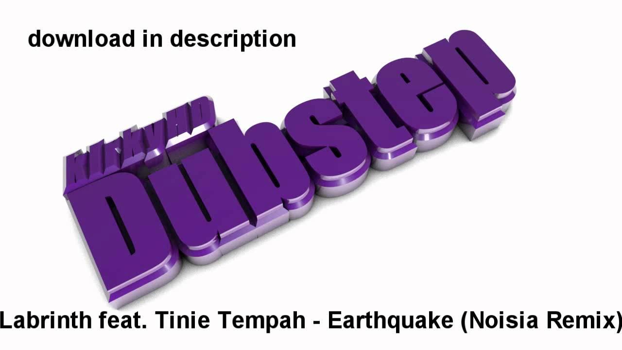 Earthquake (Full Version) Labrinth Feat. Tinie Tempah MP3 Download