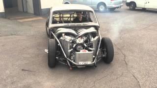 Building A 2 Stroke V8 Dragster
