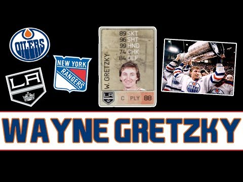 NHL 14 HUT | Wayne Gretzky Player Review | TacTixHD