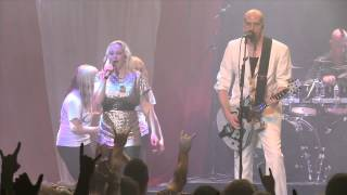 DEVIN TOWNSEND PROJECT - War (live)