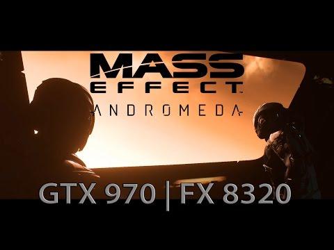 Mass Effect Andromeda GTX 970 | FX 8320 Ultra
