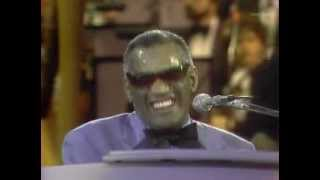Ray Charles.  In Concert With The Edmonton Symphony.  Live . 1981.