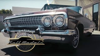 Cesar Lozano & His 1963 Chevrolet Impala SS - Lowrider Roll Models Ep. 7. MotorTrend.