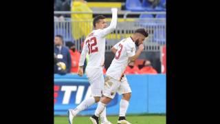 Cagliari-Roma 1-2