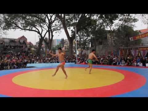 Giải vật Bắc Ninh 2017: Xe đài đẹp nhất: Bùi Công Hải (Gia Bình) VS Trương Văn Khương (Quế Võ)