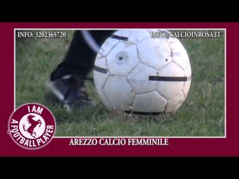 Spot Scuola Calcio Arezzo calcio femminile
