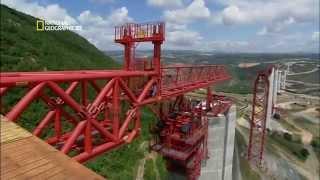 Millau Köprüsü belgeseli - Mega Yapılar