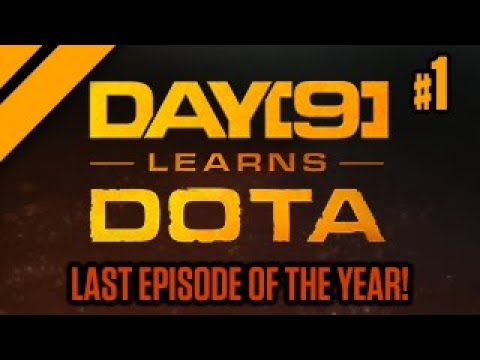 Day[9] Learns Dota - Last Episode of the Year! - P1