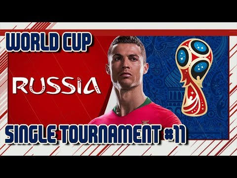 FIFA 18 - World Cup - Single Tournament #11 & Pack Opening