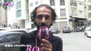 حكمات عليه الظروف يعيش فالشارع.. وبتأثر كبير كايغني على كازا ( فيديو) |