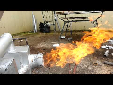 Καυστηρας πελλετ για λεβητα πετρελαιου.pellet burner for diesel boiler