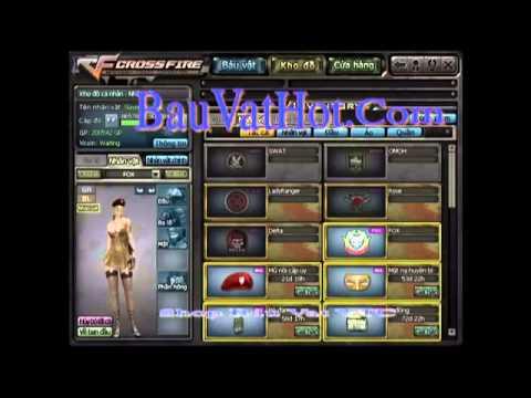 Cửa Hàng Bán Báu Vật Game CF Duy Nhất Tại http://BauVatHot.Com
