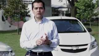 Características Generales Del Nuevo Chevrolet Sail En