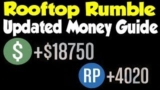 GTA 5 Online UPDATED Rooftop Rumble Strategy & Money