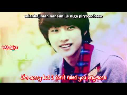 B1A4 Feeling [Eng Sub + Romanization + Hangul] HD