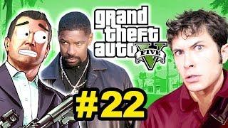 Grand Theft Auto V DAMSEL WASHINGTON Part 22