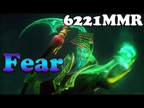 Dota 2 Gameplay: Fear con Necrophos