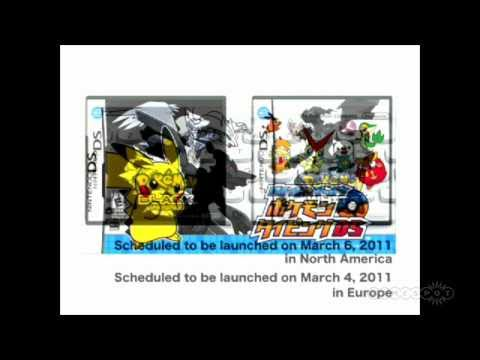 The Future of Pokemon - Nintendo Briefing Q3 2011 Excerpt