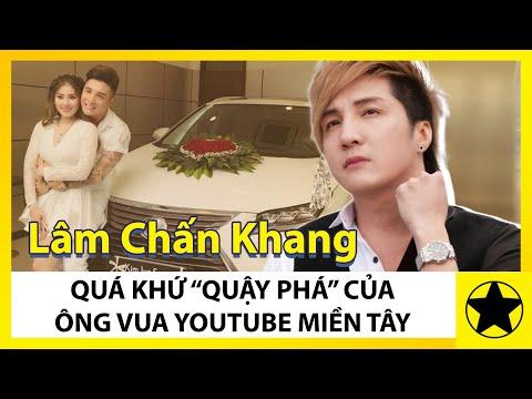 Lâm Chấn Khang Từ Ăn Chơi Quậy Phá Đến 'Ông Vua YouTube Việt'