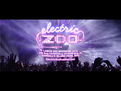 Electric Zoo New York 2014 Official Trailer Music Videos