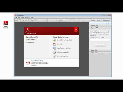 Adobe Reader XI 11 Review