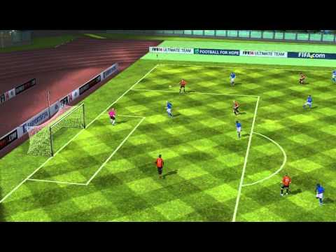 FIFA 14 Windows 8 - LOS HENTAI VS Os Belenenses