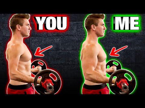3 Hacks For Bigger Biceps!   GOODBYE NOODLE ARMS!