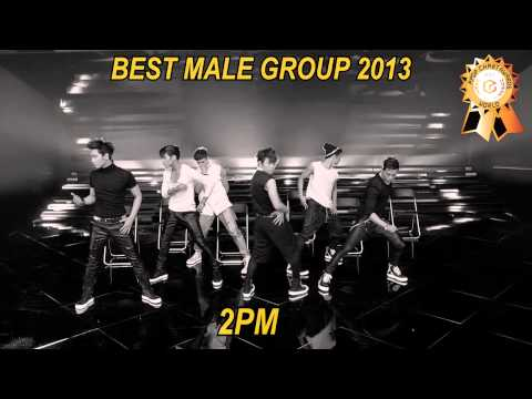 K.W.A 2013 - BEST MALE GROUP