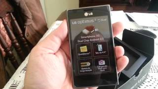 Lg Optimus L5 E615 Dual Chip