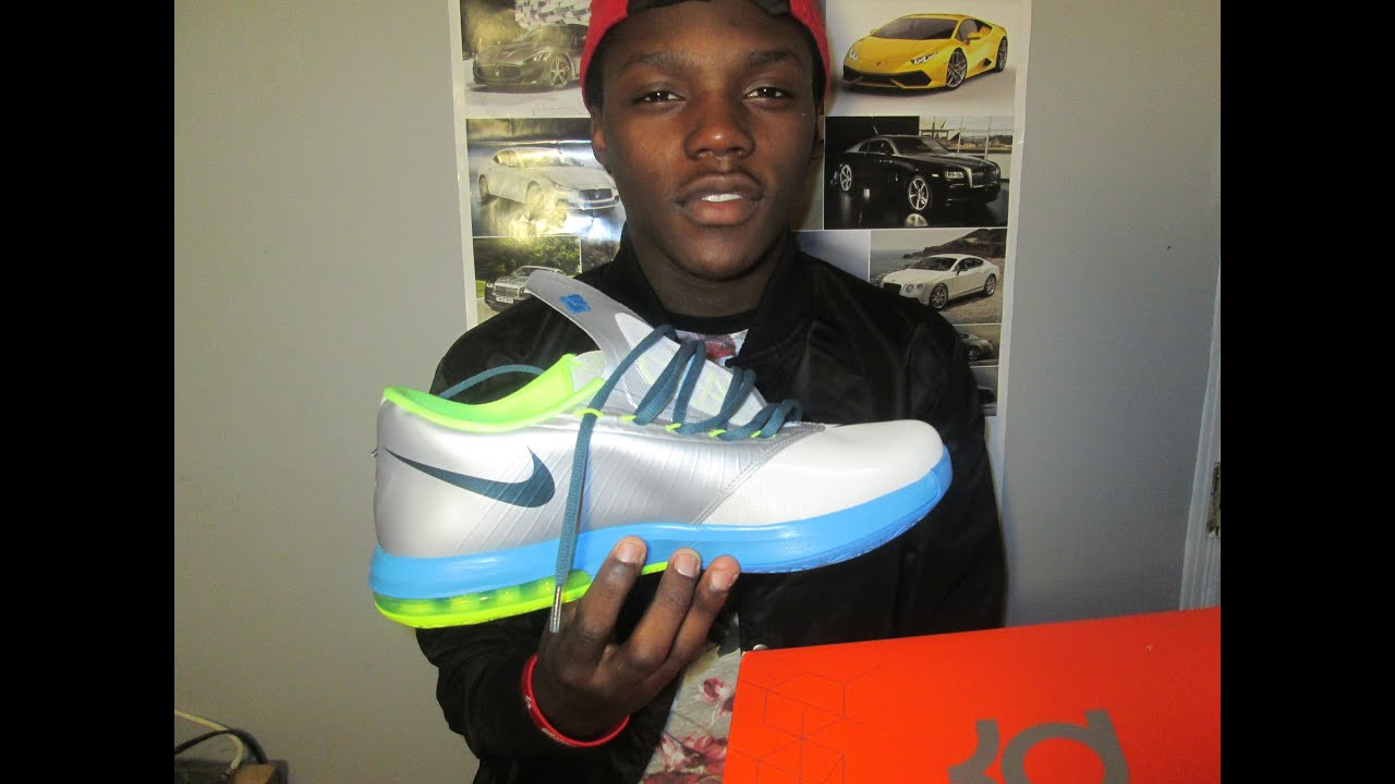 Kevin Durant Shoe Size Youtube