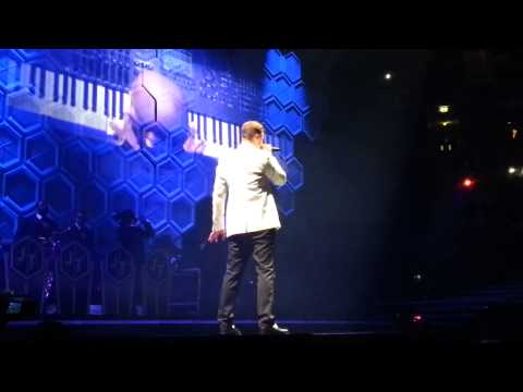 Justin Timberlake - My Love - The 20/20 Experience Tour - Live in Manchester 07/04/14