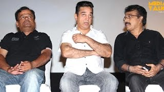 KV Anand admires Kamal's Madras Slang & Kissing Scene