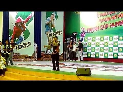 Beatbox Mr.t Xgame tai ĐH TD Thể Thao