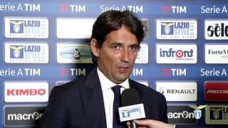 L'analisi di mister Inzaghi nel post partita di Lazio-Inter