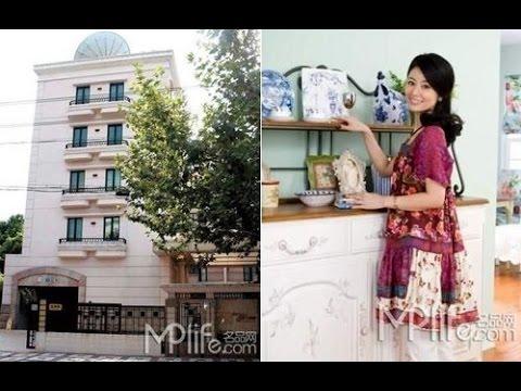Lâm Tâm Như hài lòng với biệt thự tráng lệ Hoắc Kiến Hoa mua làm quà cưới