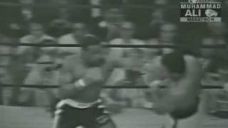 Muhammad Ali Vs Sonny Liston May 25, 1965