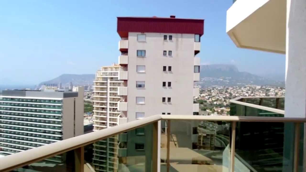 Apartamentos en calpe apartments in costa blanca esmeralda suites 1 dormitorio youtube - Apartamentos en costa blanca ...