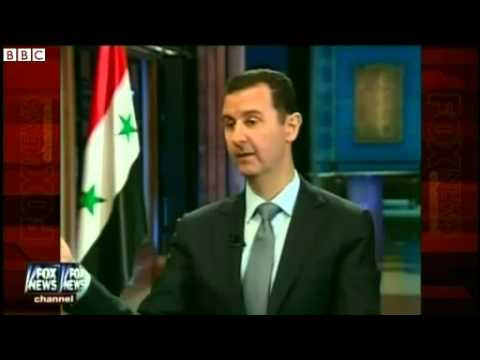 President Assad Syria will destroy chemical weapons